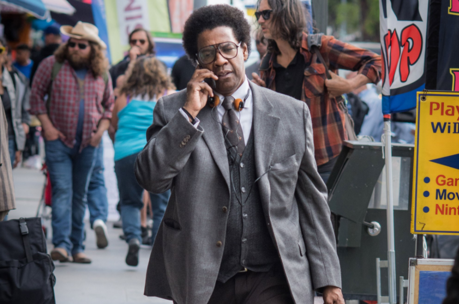 Denzel Washington, por Roman J. Israel, Esq
