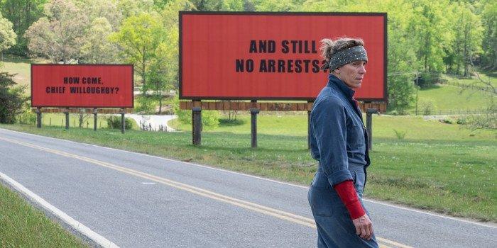 Frances McDormand, por Tres anuncios por un crimen