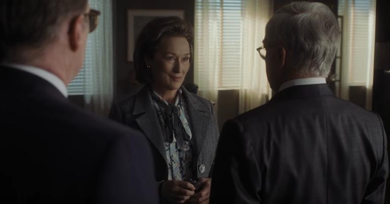 Meryl Streep, por Los archivos del Pentágono
